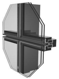 Fachadas cerramientos verticales para arquitectura - Estructural