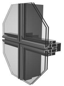 Fachadas cerramientos verticales para arquitectura - Semiestructural RPT