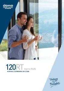 Catálogo comercial - DOMO 120RT
