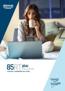 Catálogo comercial - DOMO 85RTplus