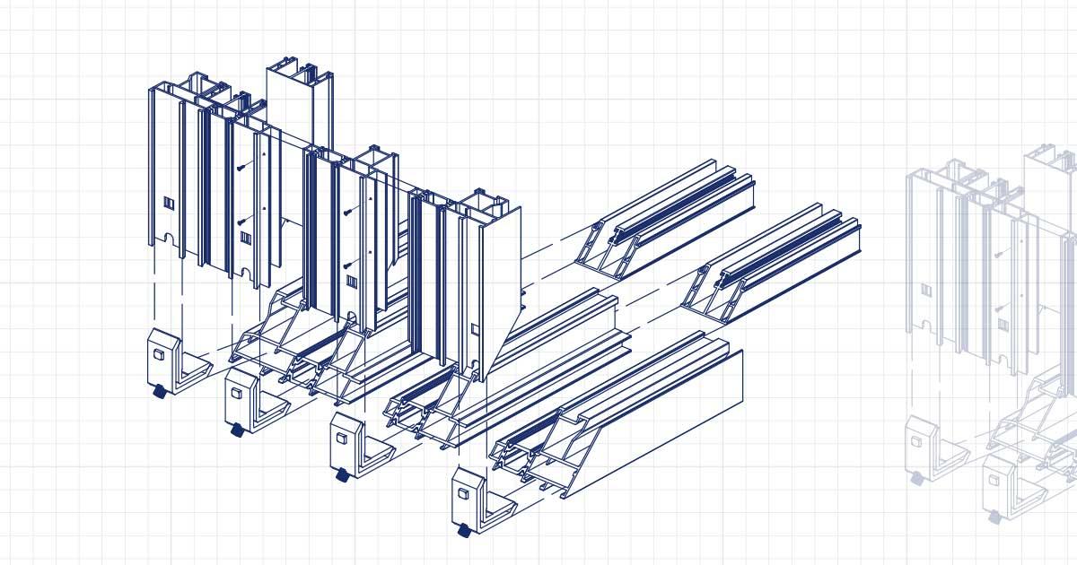 Multicarril para DOMO 120RT